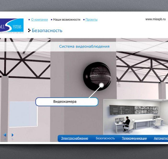 Система видеонаблюдения на производстве